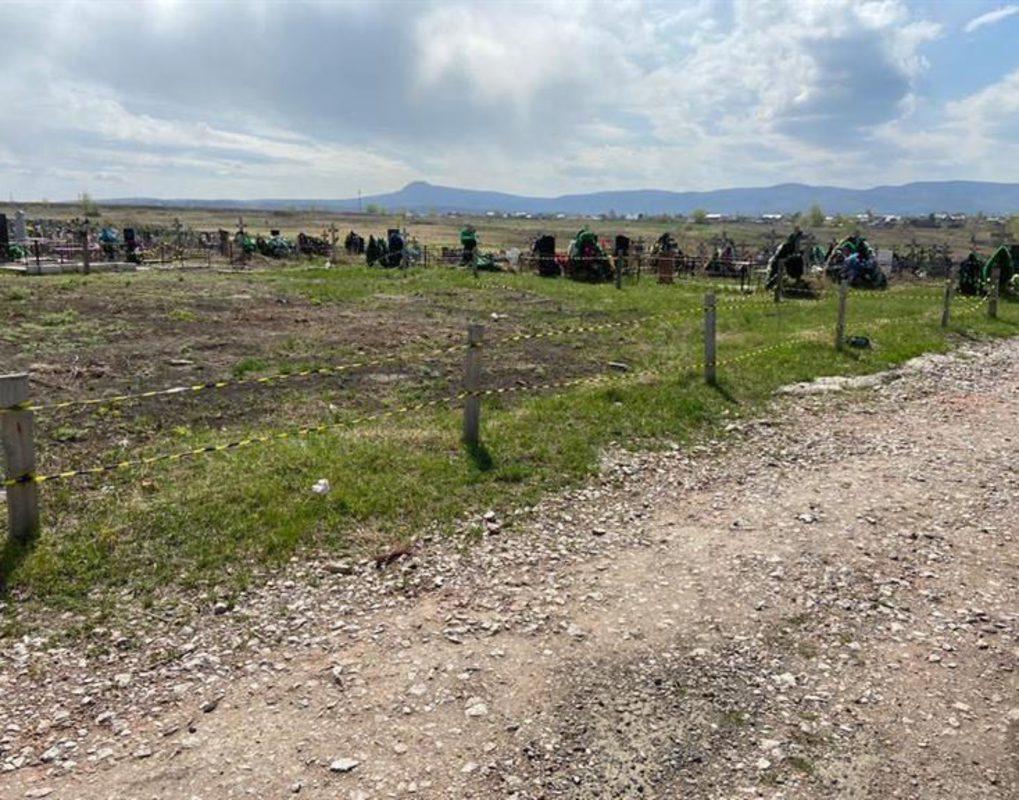 В Красноярском крае археологи исследуют курган на Шинном кладбище