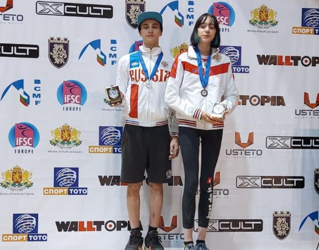 Красноярские спортсмены завоевали медали на Кубке Европы