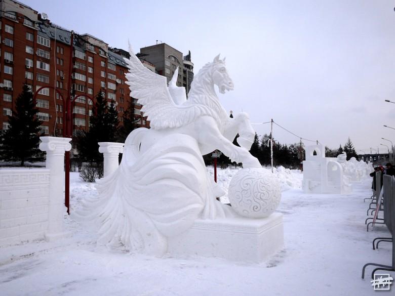 Волшебный лед Сибири фото 4