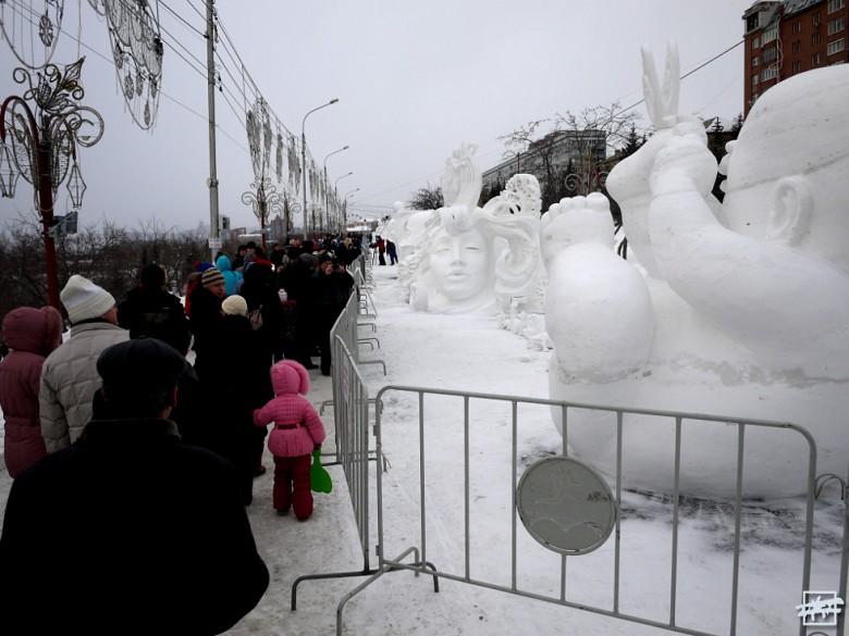 Волшебный лед Сибири фото 3