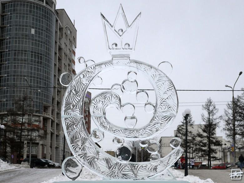 Волшебный лед Сибири фото 2