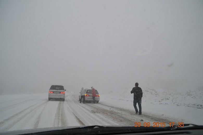 Перевал Балахты фото 7