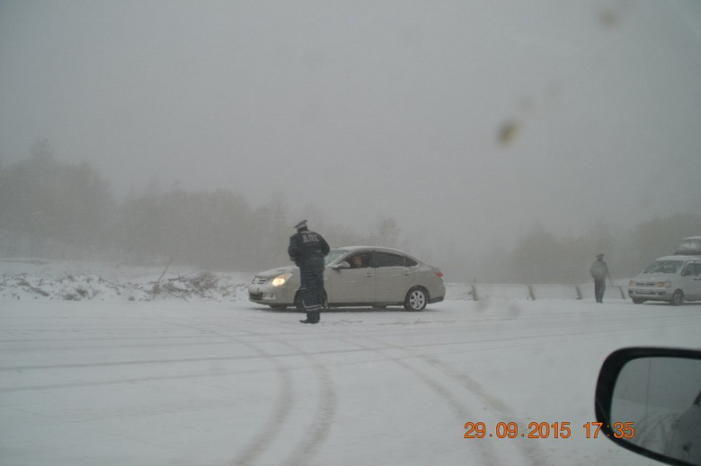 Перевал Балахты фото 2