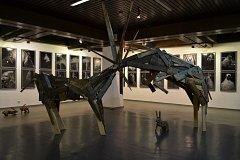 На красноярской биеннале показали «Практики соприкасания»