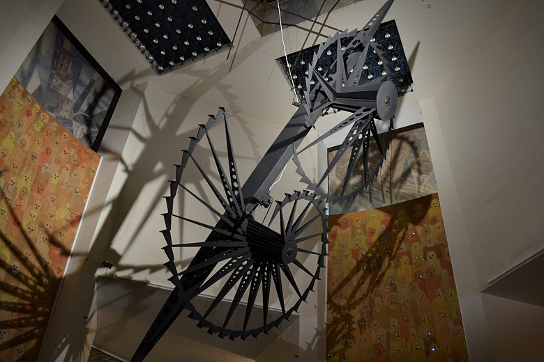 На красноярской биеннале показали «Практики соприкасания» фото 12