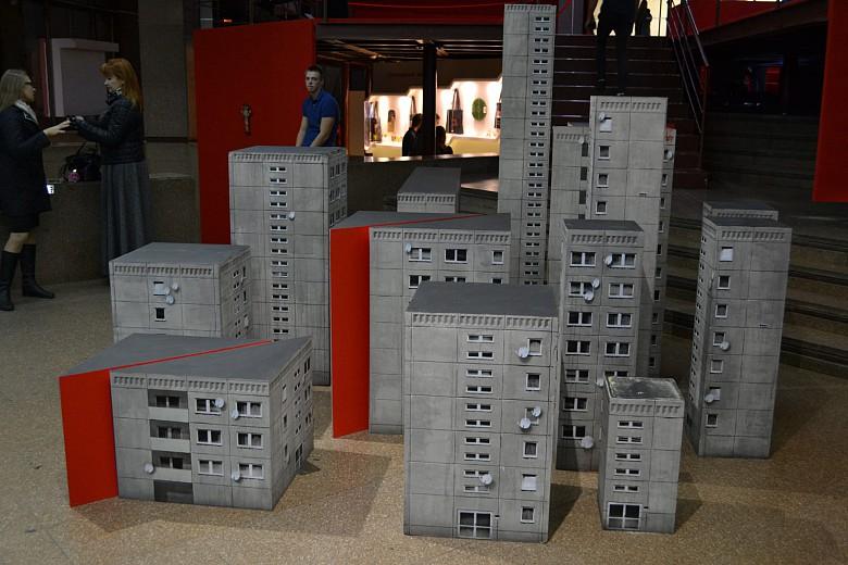 На красноярской биеннале показали «Практики соприкасания» фото 13