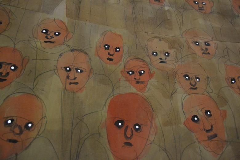 На красноярской биеннале показали «Практики соприкасания» фото 11