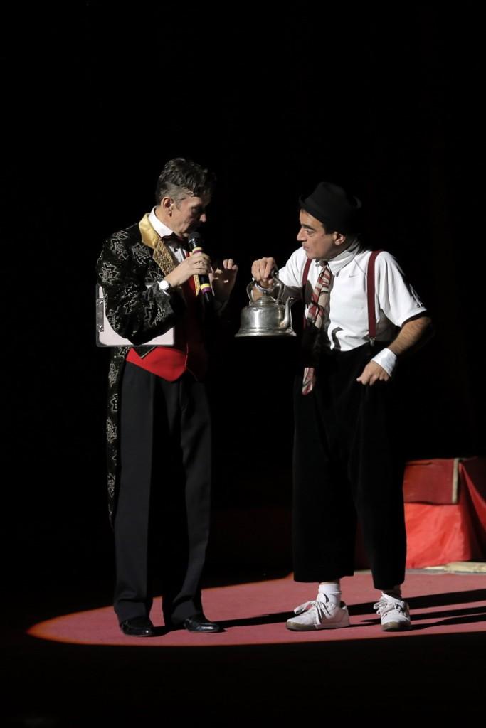 Большой Московский цирк «Триумф» фото 14