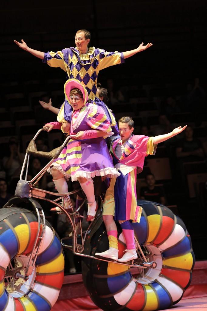 Большой Московский цирк «Триумф» фото 17