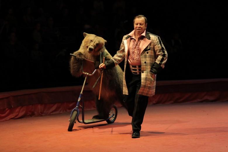 Большой Московский цирк «Триумф» фото 9