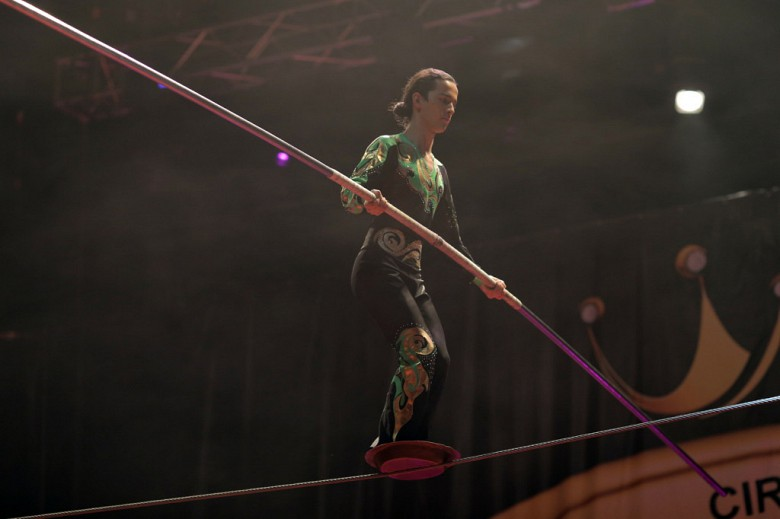 Большой Московский цирк «Триумф» фото 15