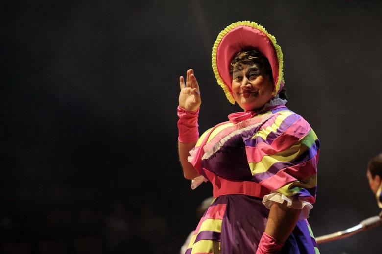 Большой Московский цирк «Триумф» фото 20