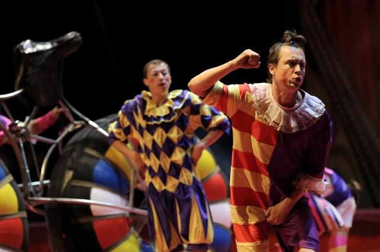 Большой Московский цирк «Триумф» фото 19
