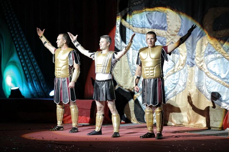 Большой Московский цирк «Триумф» фото 21