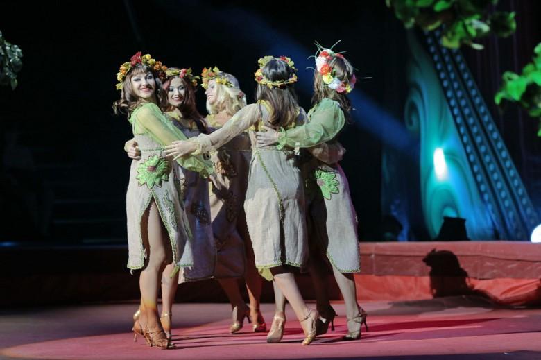Большой Московский цирк «Триумф» фото 29