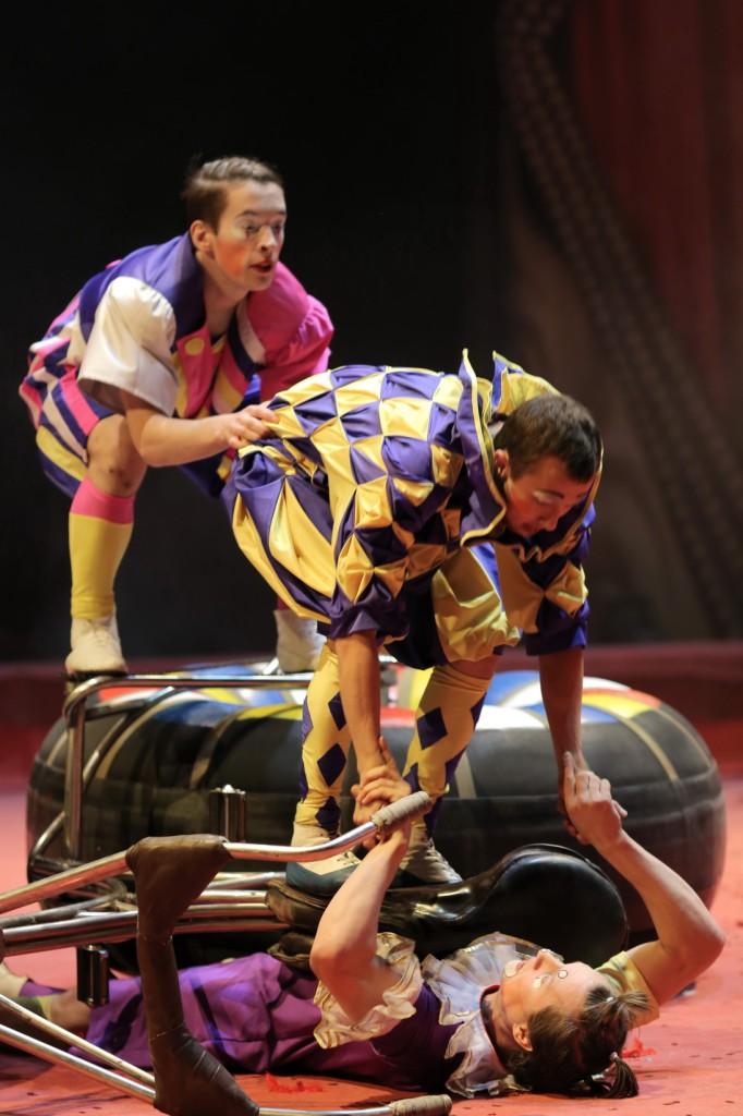 Большой Московский цирк «Триумф» фото 24