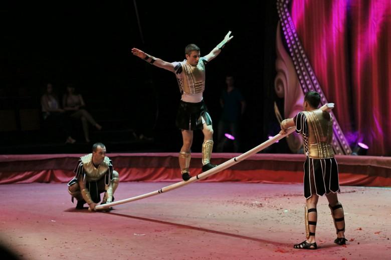 Большой Московский цирк «Триумф» фото 22
