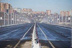 Открытие 4 моста в Красноярске