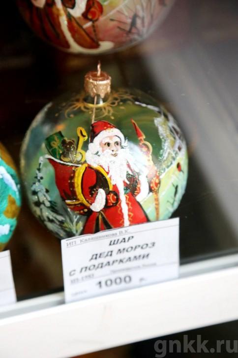 Подготовка к Новому году на красноярской фабрике игрушек «Бирюсинка» фото 39