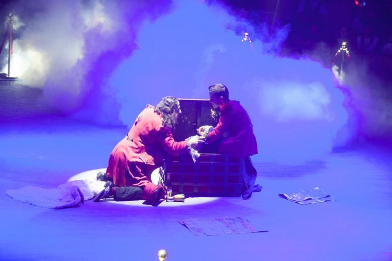 """""""Шоу Воды, Огня и Света!"""" в цирке с 19 декабря фото 12"""