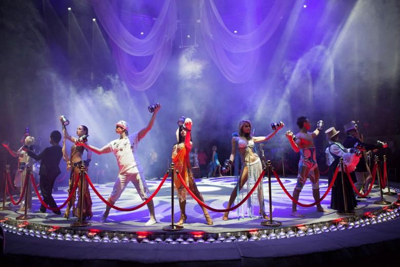 """""""Шоу Воды, Огня и Света!"""" в цирке с 19 декабря фото 26"""