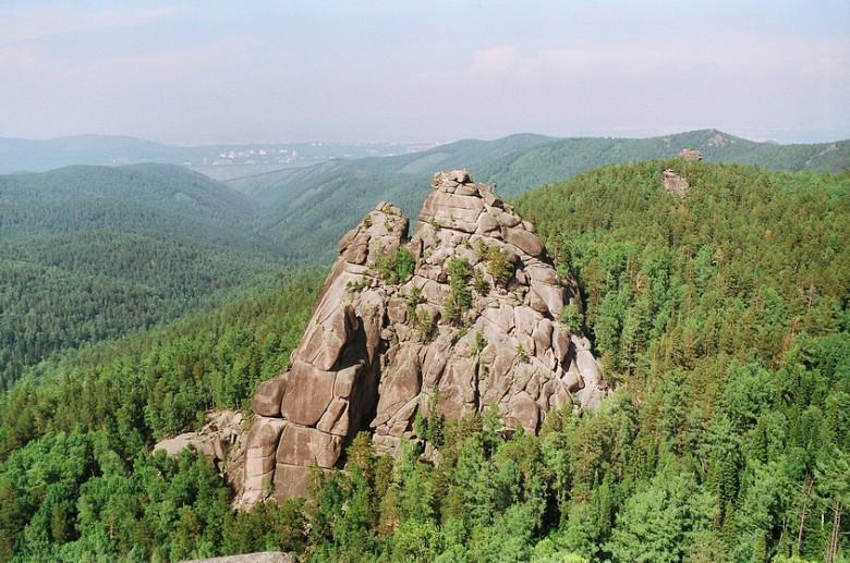 Красноярские Столбы.... фото 3