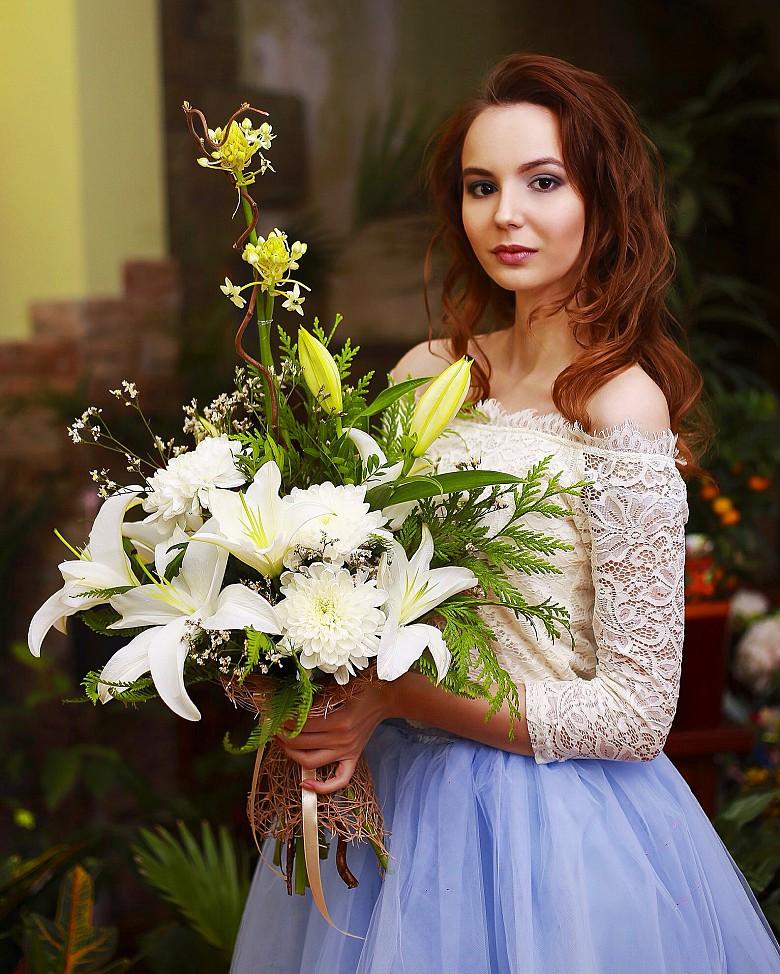 Цветули для твоей девчули! фото 8