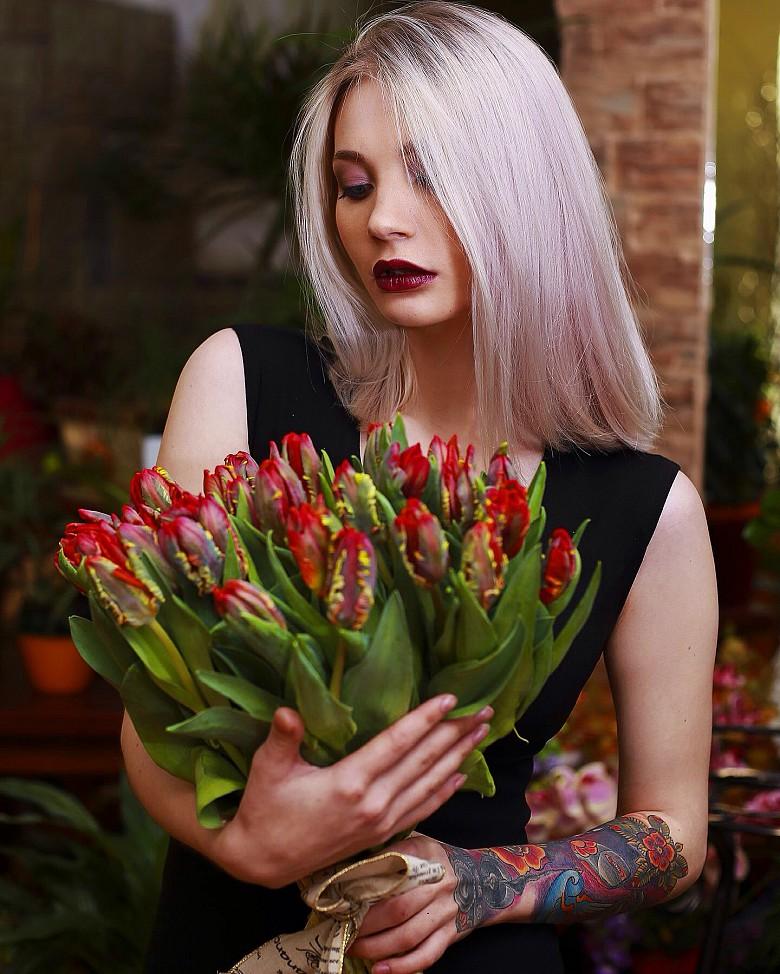 Цветули для твоей девчули! фото 34