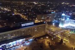 Красноярск, ночь